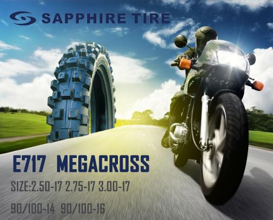 Sapphire Tires E717