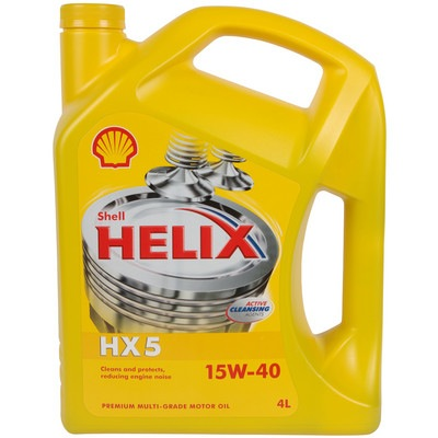 Helix Diesel HX5