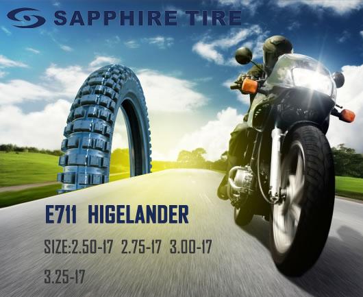 Sapphire Tire E711